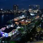横浜に家族旅行!前日に見つけたホテルでゆったり夜景を堪能できました。