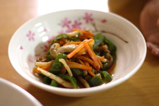 野菜の副菜