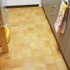 キッチンの床