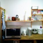 キッチンの片付け!大量のビニール袋を発掘しました!