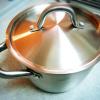 ステンレスの鍋