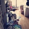 汚れ部屋の全貌