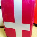 トリオ・イノベーターのスーツケースは保証2年間&キャスター交換可能なので買いました。