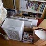 帰省するけど汚部屋は片付いたのか。じつは、大量のゴミが保管されています。