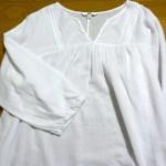 ユニクロは定番。シンプルで着まわせる洋服&枚数を減らせるアンダーウェア。