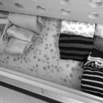 子ども服を見直し。こんまりさん流片付け祭りでスッキリさせる。