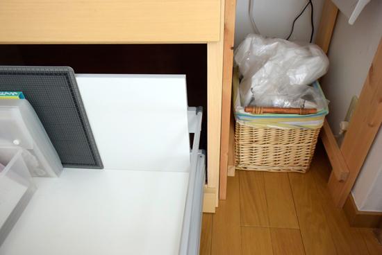 ごみ袋の置き場所