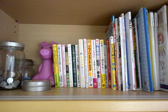 食器棚の本