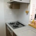 片付けの目的を考えてみよう。キッチンからモノをすべて撤去できました。