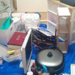 再びの大量断捨離。使うものだけ持てば、収納方法に悩まなくていいのだと実感しました