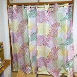 イケア製のカーテンを押し入れに活用!イケアのテキスタイルはお部屋のアクセントにぴったり