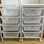 IKEAの人気製品「アルゴート」の組み立て方法。引き出し4段タイプとハンガータイプを購入
