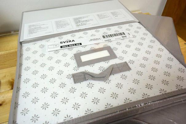 IKEAの大きめボックス