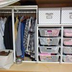 洋服を収納するときのポイント。IKEAグッズで押し入れをすっきり洋服収納スペースに