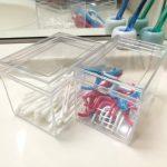キャンドゥで買えるおすすめの小物収納グッズはコレ!透明で四角い小物入れの活用方法を紹介
