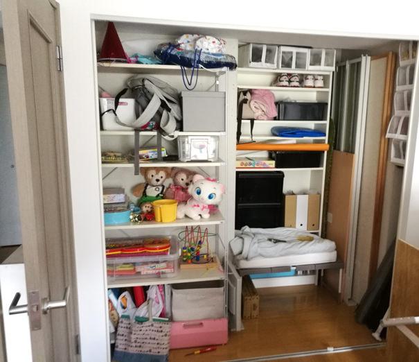 子ども部屋の収納