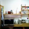 キッチン収納アフター