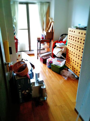 汚れ部屋アフター