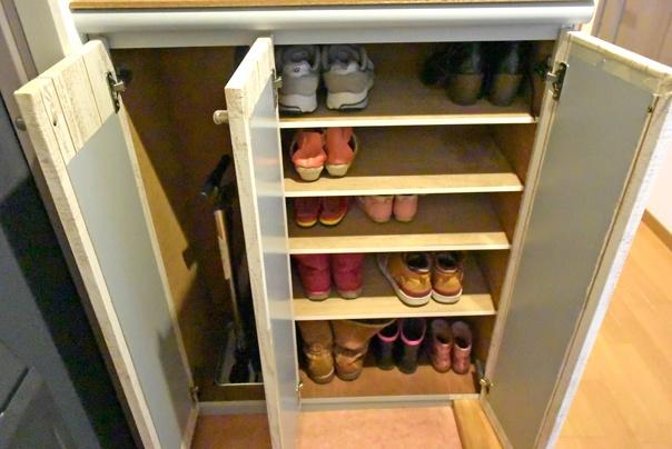 普段履く靴
